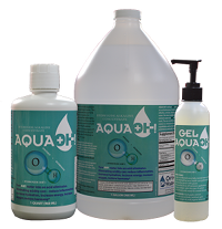 Aqua OH- Products